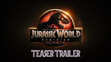 Jurassic World Dominion: Here's A Guide To Its Release ...