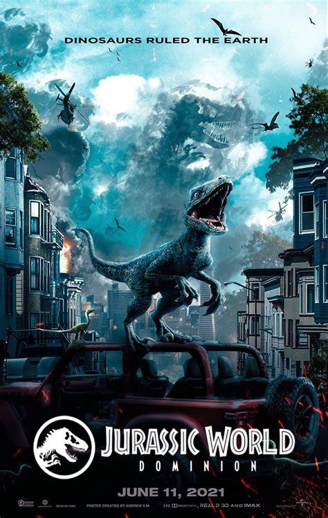 Jurassic World: Dominion llegará a las salas de cine el 11 ...