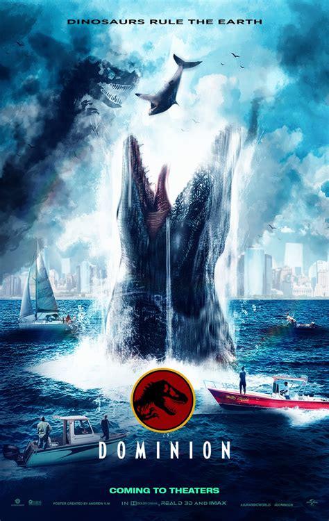 Jurassic World DOMINION Poster s  Fan Mades  HD 2021