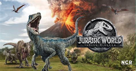 Jurassic World: Dominion  será el título del nuevo filme ...