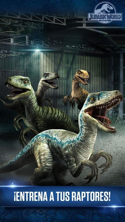 Jurassic World: el juego para Android   Descargar Gratis
