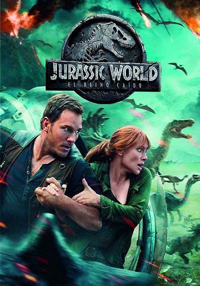 JURASSIC WORLD: EL MUNDO CAÍDO  dirixido por J.A. Bayona ...