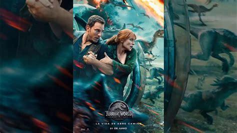Jurassic World: El reino caído  2018  | DESCARGA PELICULA ...