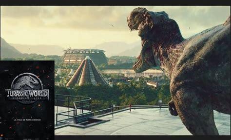 Jurassic World El Reino Caído  2018  Película Completa ...