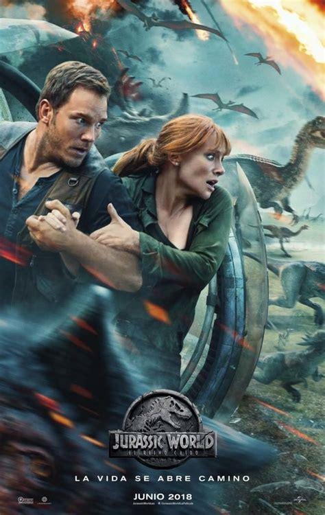 Jurassic World: El reino caído  2018    Película eCartelera