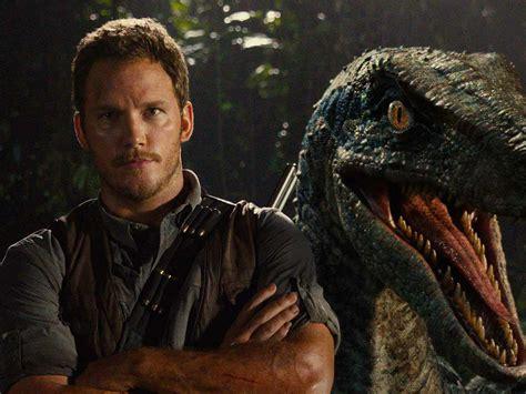 Jurassic World: el reino caído al aire libre en la ...