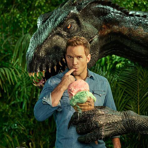 Jurassic World: El reino caído : Bayona y Chris Pratt ...