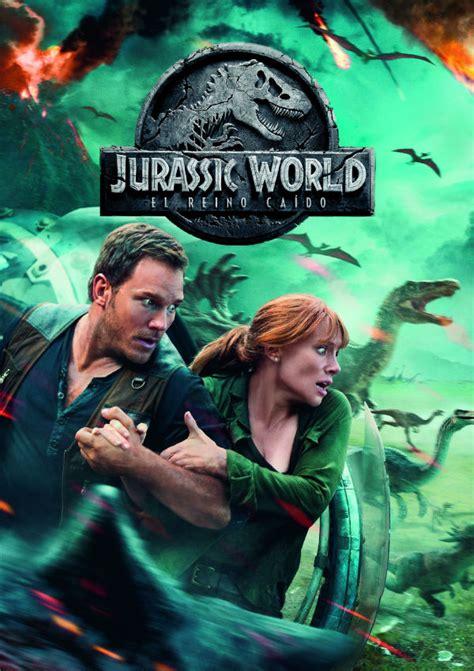JURASSIC WORLD EL REINO CAÍDO   DVD   de J.A. Bayona ...
