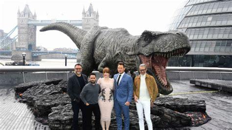 Jurassic World: El reino caído , la película más ...