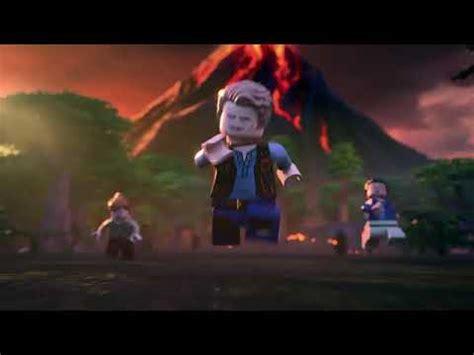 Jurassic world el reino caido lego pelicula completa   YouTube