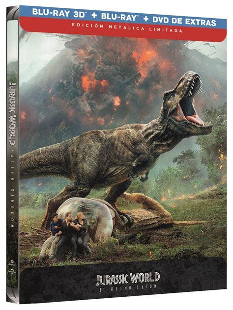 Jurassic World: El Reino Caído  llega con 10 packs el 3 ...