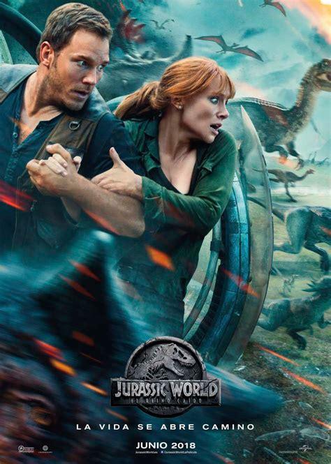 Jurassic World: El reino caído   Película 2018   SensaCine.com