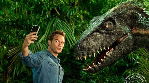 Jurassic World: El reino caído sigue arrasando en cines