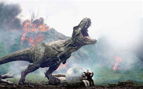 Jurassic World: El Reino Caído va de regreso a los ...