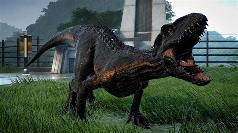 Jurassic World Evolution is so close to being the game I ...