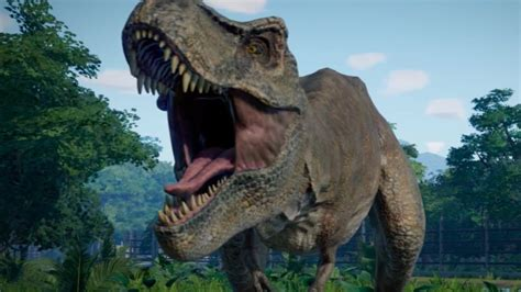 Jurassic World Evolution Official First In Game Footage ...