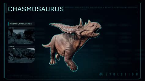 Jurassic World Evolution, Perfiles De Especies...   YouTube