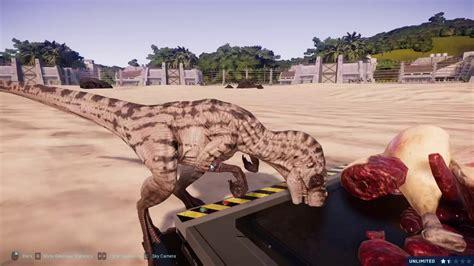 Jurassic World Evolution | Velociraptor sounds   YouTube