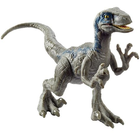 Jurassic World Figura Velociraptor Blue + Indoraptor ...