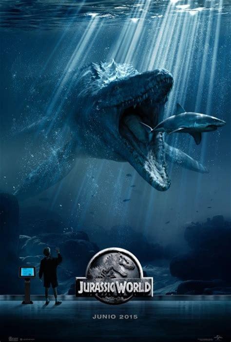 Jurassic World   Película  2015    Dcine.org