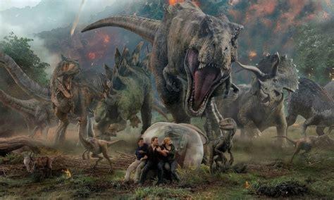 Jurassic World  presenta dos dinosaurios nunca antes vistos