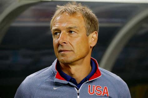Jürgen Klinsmann deja de ser seleccionador de los Estados ...