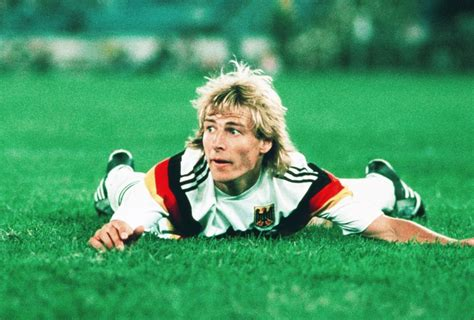 Jürgen Klinsmann: the grand talent who may now be lost to ...