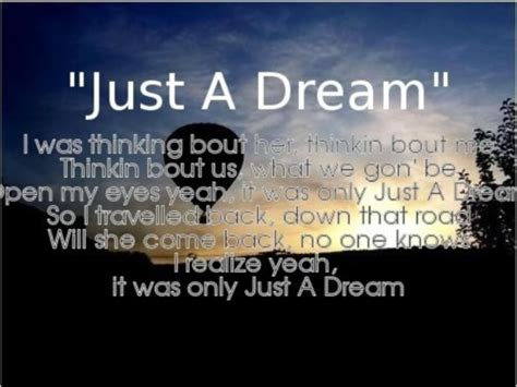 Just A Dream Quotes. QuotesGram