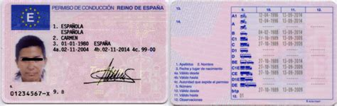 JustLanded! BCN Spanish Driving License   Moving to ...
