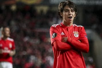 Juve, Joao Felix:  Success has helped me with girls, they ...