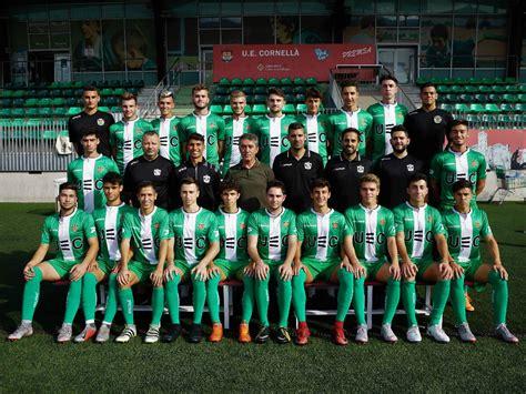 Juvenil A   Plantilla   Unió Esportiva Cornellà
