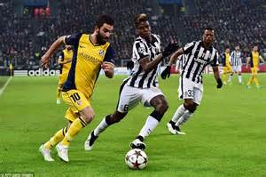 Juventus 0 0 Atletico Madrid: The Old Lady hang on to ...