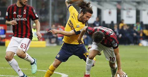 Juventus, AC Milan have different goals in Italian Cup final