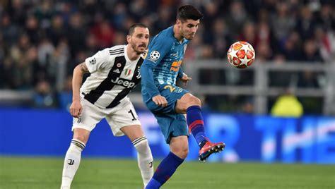 Juventus   Atlético de Madrid: Resultado y hat trick de ...