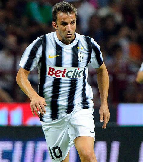 Juventus Turin : Alessandro Del Piero,  700 matches en ...
