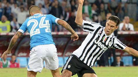 Juventus Turin gegen SSC Neapel   Serie A live im TV und ...