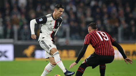 Juventus Turin: Highlights vom Spiel gegen AC Mailand in ...