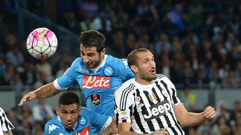 Juventus Turin   SSC Neapel: Topspiel der Serie A heute im ...