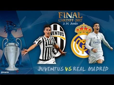 Juventus Vs Real Madrid Final Champions League 2017   Road ...