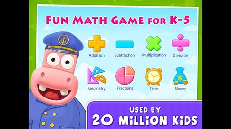 K 5 Fun Learning Splash Math Games for Kindergarten to 5th ...