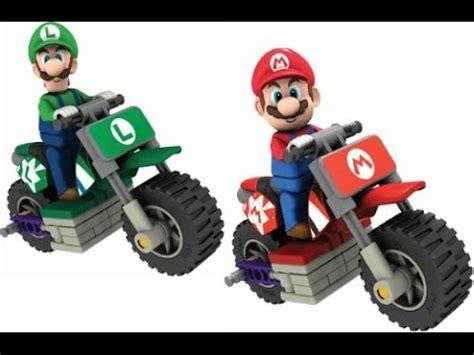 K Nex Mario Kart Motocicletas Juguetes Para Niños   YouTube