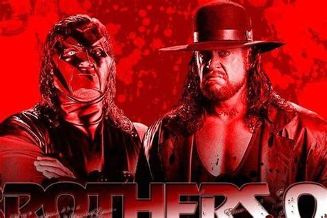 Kane and The Undertaker campaign rally event for Glenn ...