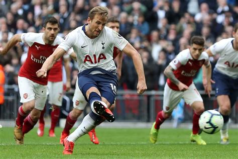 Kane becomes king of the north London derby