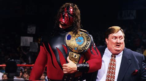 Kane is the greatest professional wrestler of all time ...