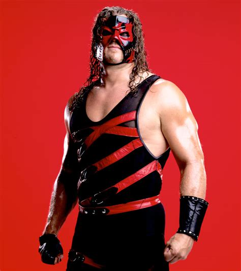 Kane needs an appearance update : SquaredCircle