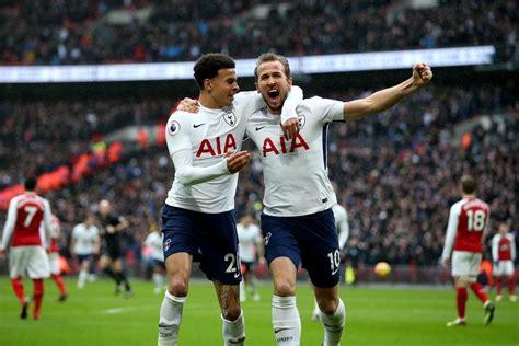 Kane strikes again as Spurs claim derby spoils