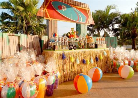 Kara s Party Ideas Disney s Teen Beach Movie Themed ...