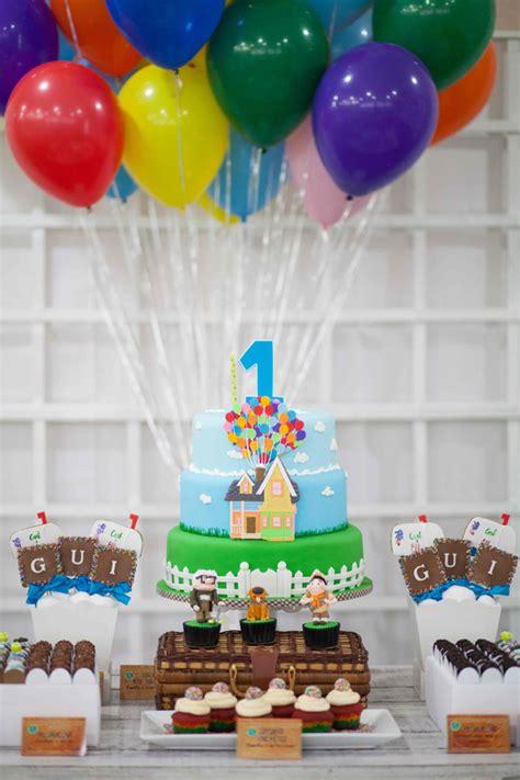 Kara s Party Ideas Up Birthday Party Planning Ideas ...