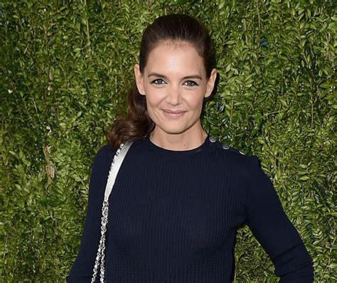 Katie Holmes just posted an Instagram of Suri Cruise, and ...