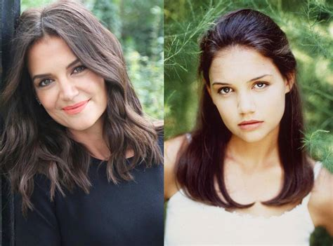 Katie Holmes  New Glamour Shots Prove She s Still Joey ...